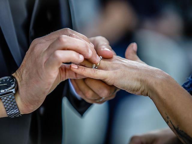 Il matrimonio di Giorgio e Ilenia a Chiari, Brescia 92