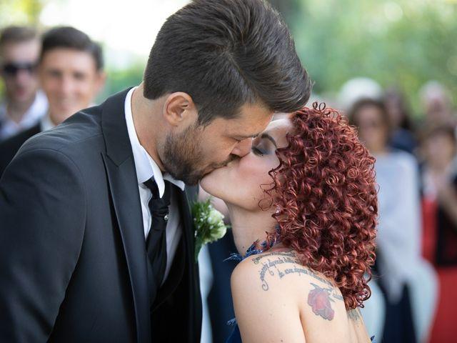 Il matrimonio di Giorgio e Ilenia a Chiari, Brescia 94