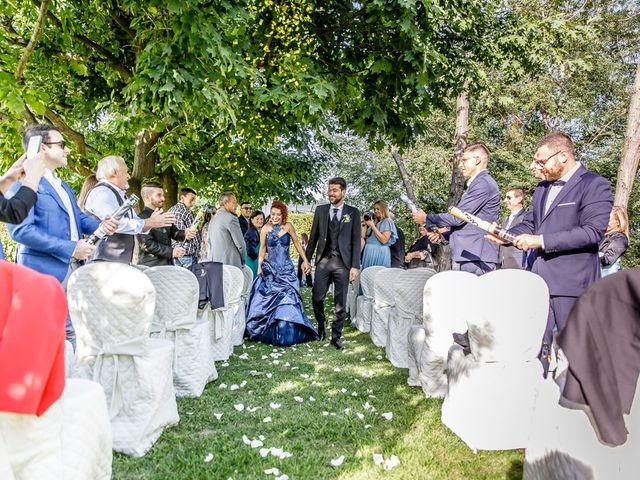 Il matrimonio di Giorgio e Ilenia a Chiari, Brescia 102