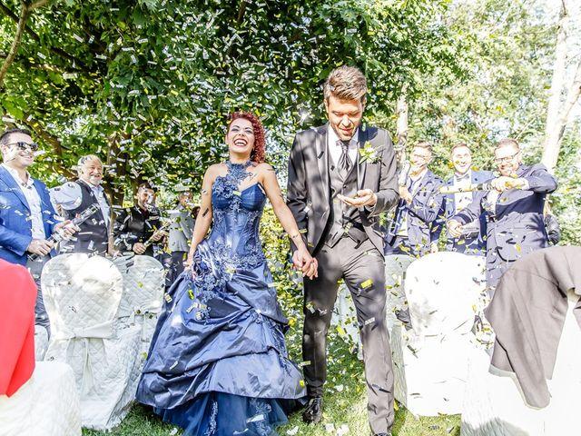 Il matrimonio di Giorgio e Ilenia a Chiari, Brescia 103