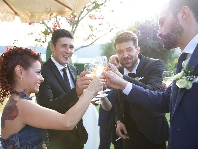 Il matrimonio di Giorgio e Ilenia a Chiari, Brescia 104