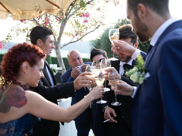 Il matrimonio di Giorgio e Ilenia a Chiari, Brescia 105