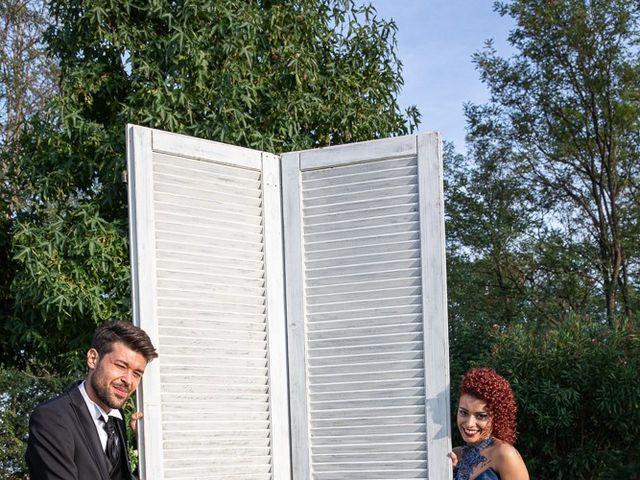 Il matrimonio di Giorgio e Ilenia a Chiari, Brescia 107