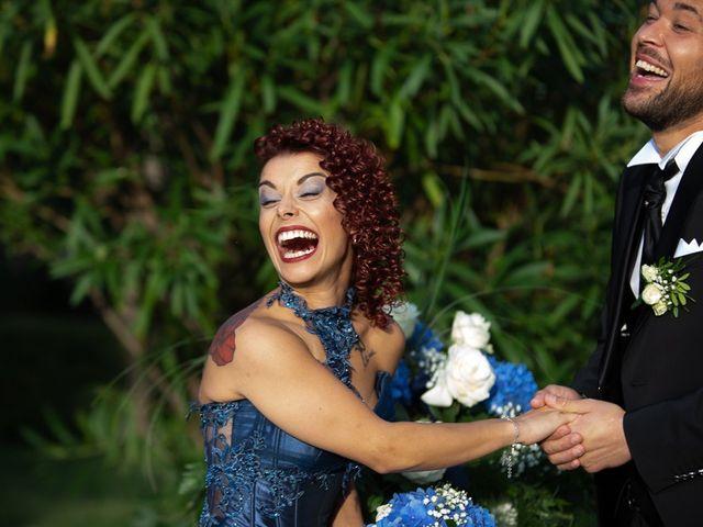 Il matrimonio di Giorgio e Ilenia a Chiari, Brescia 108