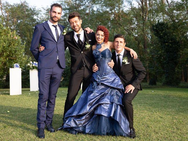 Il matrimonio di Giorgio e Ilenia a Chiari, Brescia 117