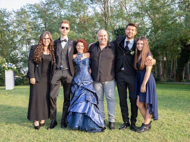 Il matrimonio di Giorgio e Ilenia a Chiari, Brescia 120