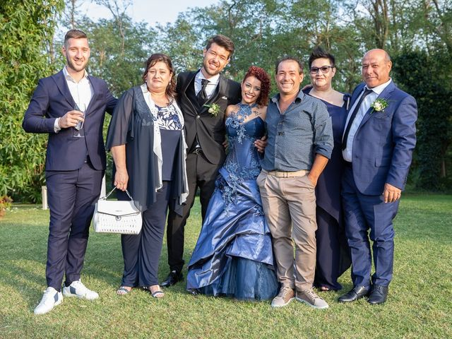 Il matrimonio di Giorgio e Ilenia a Chiari, Brescia 121
