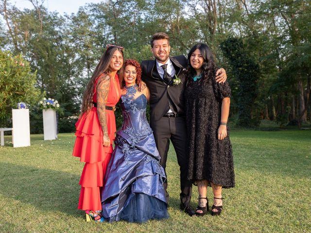 Il matrimonio di Giorgio e Ilenia a Chiari, Brescia 123