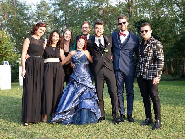 Il matrimonio di Giorgio e Ilenia a Chiari, Brescia 125