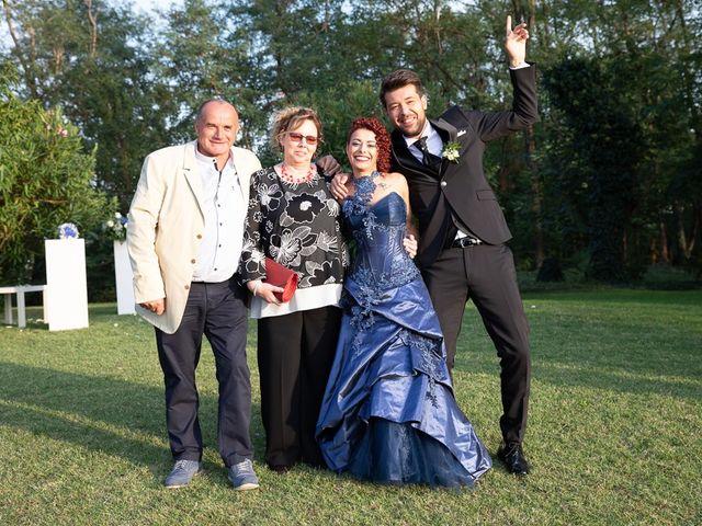 Il matrimonio di Giorgio e Ilenia a Chiari, Brescia 126