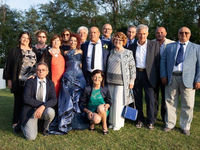Il matrimonio di Giorgio e Ilenia a Chiari, Brescia 129