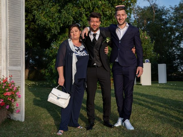 Il matrimonio di Giorgio e Ilenia a Chiari, Brescia 131
