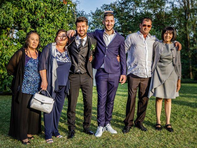 Il matrimonio di Giorgio e Ilenia a Chiari, Brescia 132