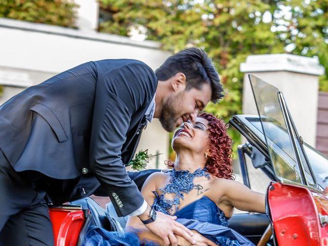 Il matrimonio di Giorgio e Ilenia a Chiari, Brescia 137