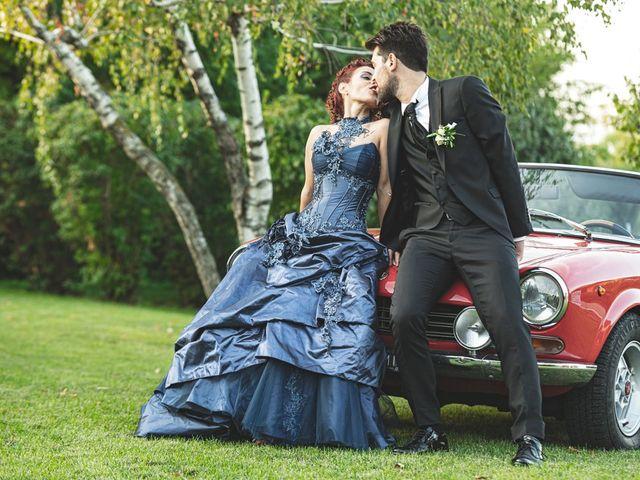 Il matrimonio di Giorgio e Ilenia a Chiari, Brescia 138