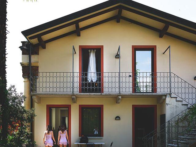 Il matrimonio di Mathieu e Ilaria a Gattico, Novara 7