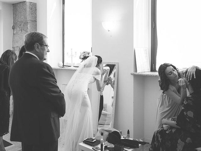 Il matrimonio di Mathieu e Ilaria a Gattico, Novara 17