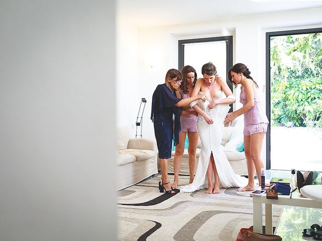 Il matrimonio di Mathieu e Ilaria a Gattico, Novara 18