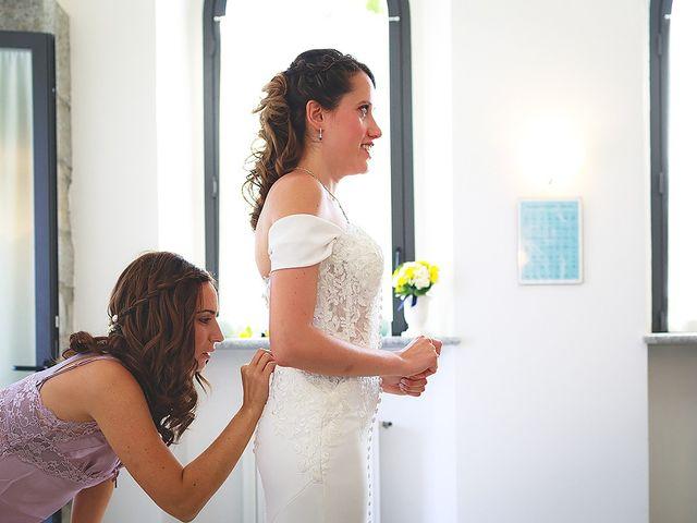 Il matrimonio di Mathieu e Ilaria a Gattico, Novara 19