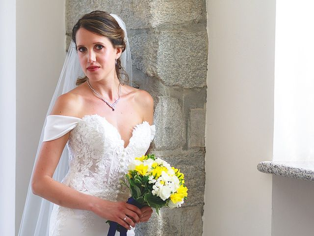 Il matrimonio di Mathieu e Ilaria a Gattico, Novara 20