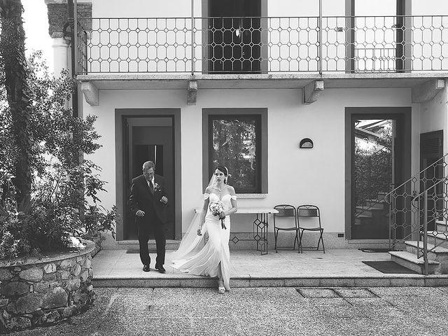 Il matrimonio di Mathieu e Ilaria a Gattico, Novara 23