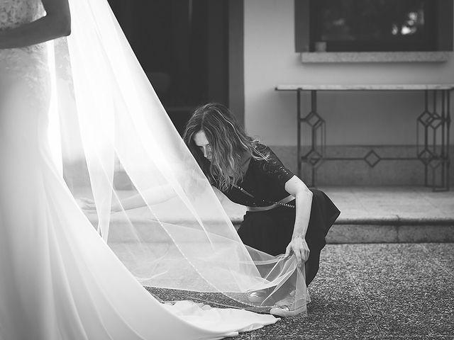 Il matrimonio di Mathieu e Ilaria a Gattico, Novara 24