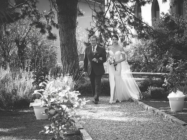 Il matrimonio di Mathieu e Ilaria a Gattico, Novara 25