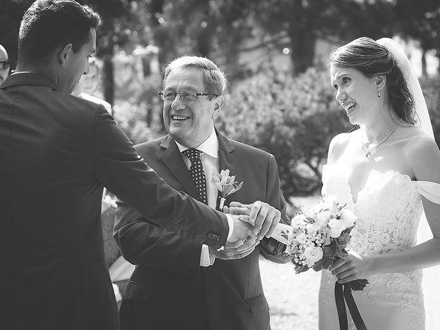 Il matrimonio di Mathieu e Ilaria a Gattico, Novara 28