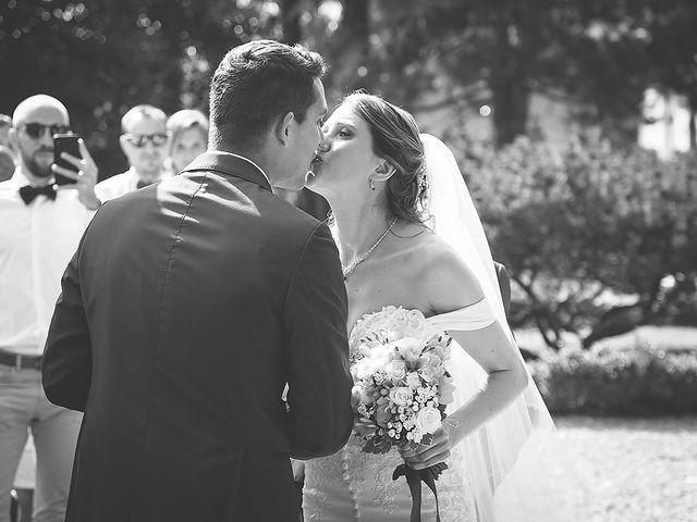 Il matrimonio di Mathieu e Ilaria a Gattico, Novara 29