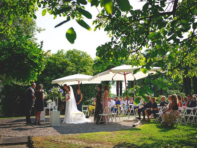 Il matrimonio di Mathieu e Ilaria a Gattico, Novara 31