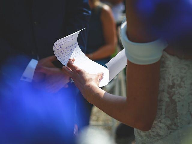 Il matrimonio di Mathieu e Ilaria a Gattico, Novara 33