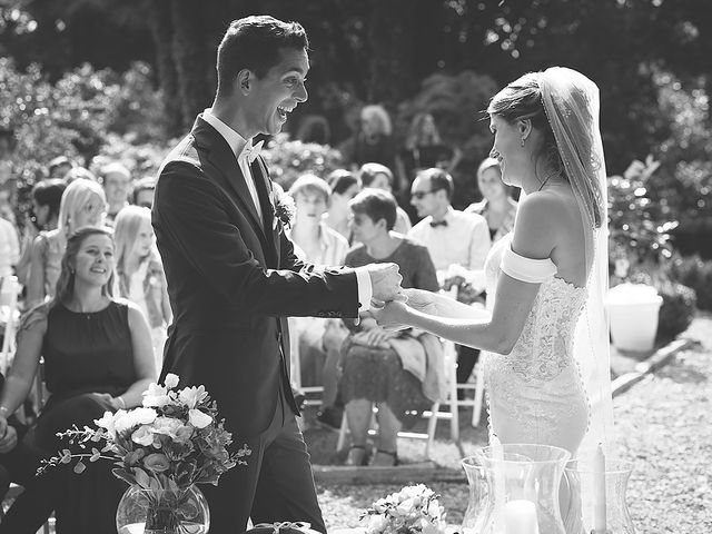 Il matrimonio di Mathieu e Ilaria a Gattico, Novara 34