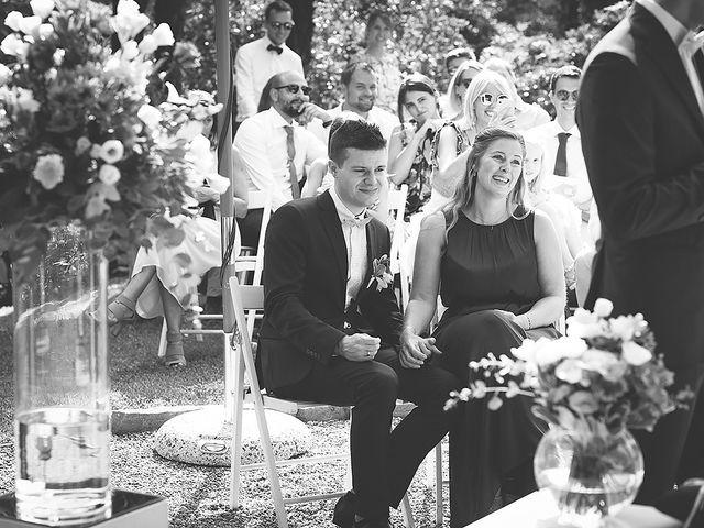 Il matrimonio di Mathieu e Ilaria a Gattico, Novara 35