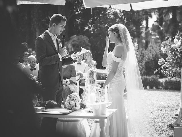 Il matrimonio di Mathieu e Ilaria a Gattico, Novara 36