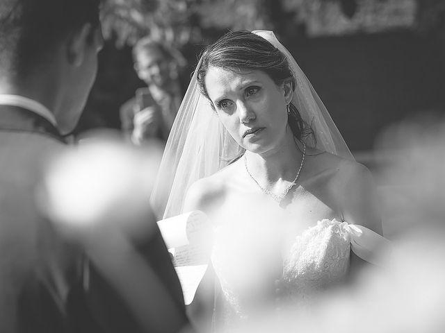 Il matrimonio di Mathieu e Ilaria a Gattico, Novara 37