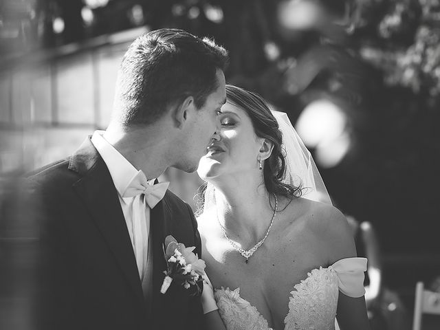 Il matrimonio di Mathieu e Ilaria a Gattico, Novara 38