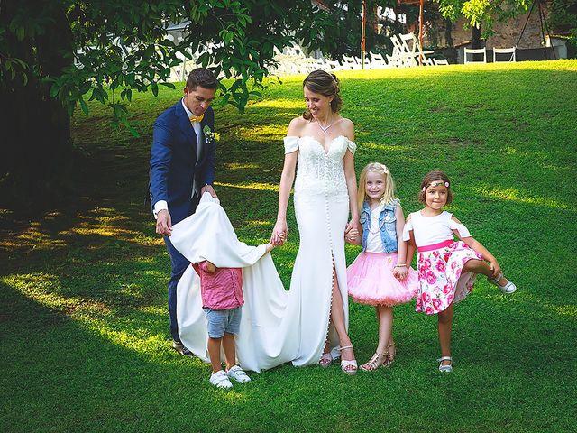 Il matrimonio di Mathieu e Ilaria a Gattico, Novara 46