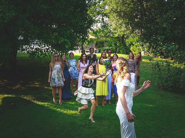 Il matrimonio di Mathieu e Ilaria a Gattico, Novara 47