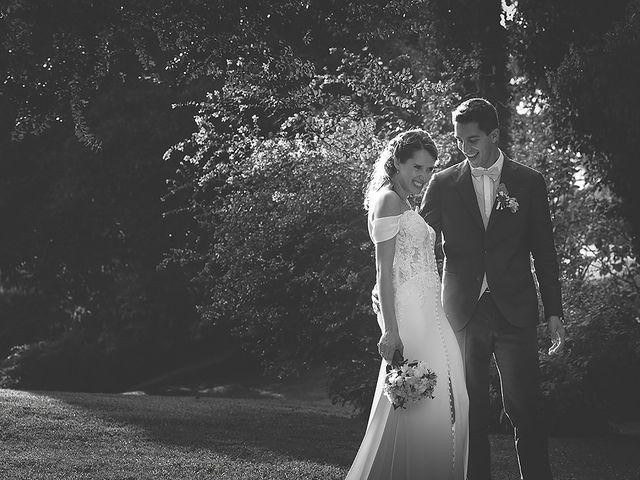 Il matrimonio di Mathieu e Ilaria a Gattico, Novara 49
