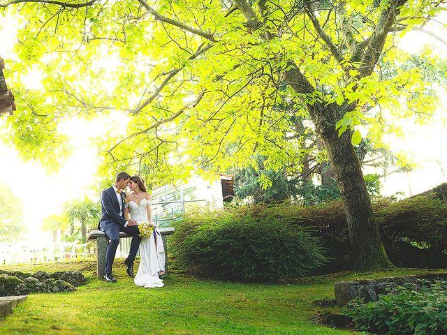 Il matrimonio di Mathieu e Ilaria a Gattico, Novara 50