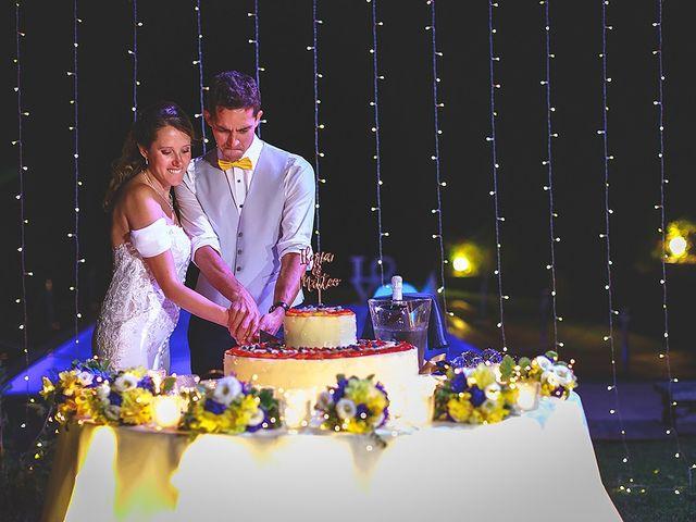 Il matrimonio di Mathieu e Ilaria a Gattico, Novara 59