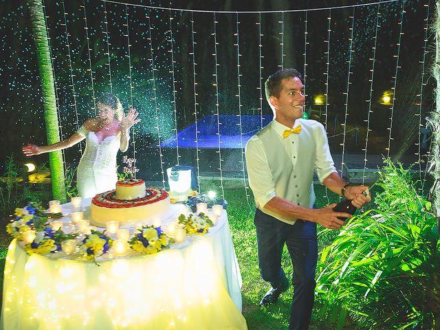Il matrimonio di Mathieu e Ilaria a Gattico, Novara 60