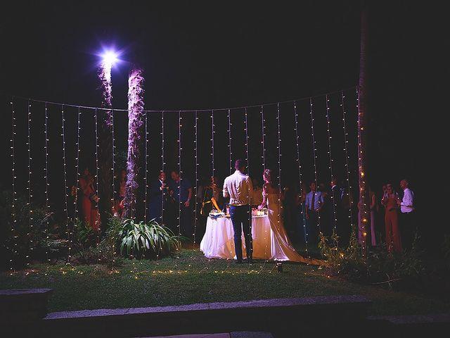 Il matrimonio di Mathieu e Ilaria a Gattico, Novara 61
