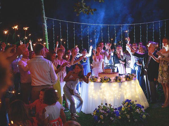 Il matrimonio di Mathieu e Ilaria a Gattico, Novara 62