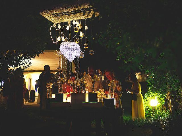 Il matrimonio di Mathieu e Ilaria a Gattico, Novara 64
