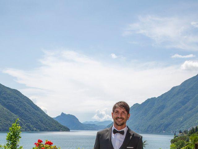 Il matrimonio di Fabrizio e Daniela a Valsolda, Como 5