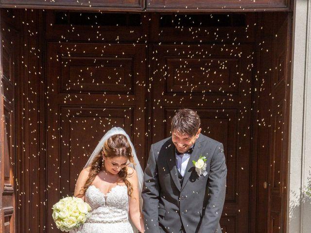 Il matrimonio di Fabrizio e Daniela a Valsolda, Como 6