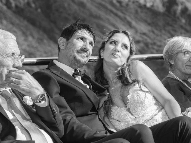 Il matrimonio di Fabrizio e Daniela a Valsolda, Como 8