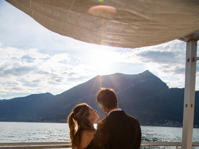Il matrimonio di Fabrizio e Daniela a Valsolda, Como 10