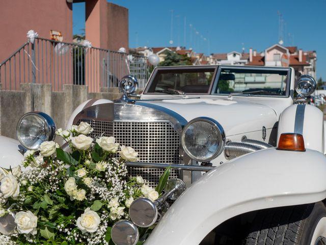 Il matrimonio di Daniele e Jessica a Chioggia, Venezia 12